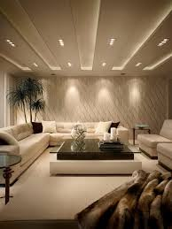 recessed lighting living room. Interior Design Solutions: What Makes A Room Relaxing? Recessed Lighting Living