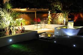Small Picture Exellent Garden Lighting And Design Ideas