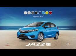 2013 Honda Fit Color Chart Honda Jazz Video Brochure Review Of Best Jazz Colours