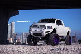 white dodge ram lifted.  Lifted White Rino  Lifted Dodge Ram Cummins Photo By ADV1 And D