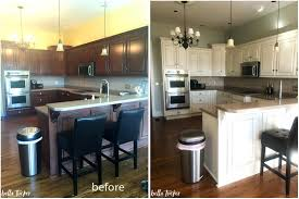 professional cabinet paint kitchen cabinet painting cream cabinets before and after professional kitchen cabinet painters nj
