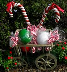Outdoor Christmas Decorations Candy Canes Top Outdoor Christmas Decorations Ideas Christmas Celebration 40