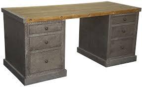 Zinc Finish Furniture Noir