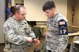 Dvids News Airmen Bolster Base Security Force