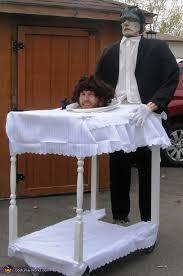 illusion costume ideas head on a platter homemade costume