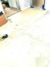 how to remove floor tile mastic removing glue from concrete