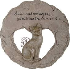 carson industries forever cat memorial