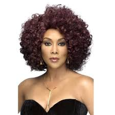 Vivica Fox Wig Color Chart Vivica A Fox Invisible Part Swiss Lace Front Wig Roots In
