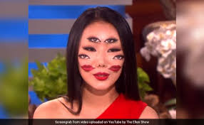 artist creates incredible illusions using makeup an insram sensation