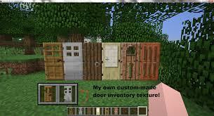 minecraft door. Newdoortexture2 Minecraft Door
