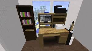 Minecraft Bedroom In Real Life Minecraft 181 Scale Model Of My House Youtube