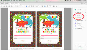 Text Invitations How To Add Text Personalize Instant Download Printable Pdf