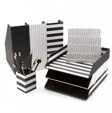 stylish office. stylish office organization like the blackwhite theme
