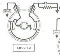 ercoupe info generator troubleshooting Delco Generator Wiring Diagram generator full field test by paul m anton delco alternator wiring diagram