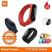 <b>Xiaomi Mi</b> Band 3 Smart <b>Bracelet</b> Heart Rate Monitor Reviews ...