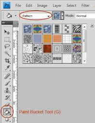 How To Use Patterns In Photoshop