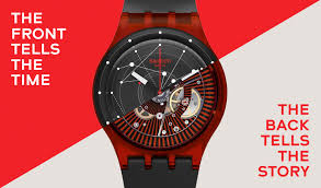 swatch watches system51 swatch sistem red watch sutr400 swatch sistem51 red
