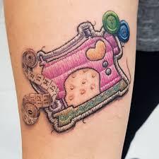 татуировки вышивки и термонашивки на теле абсолютный провал или