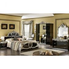 bedroom furniture italian. barocco classic italian bed bedroom furniture