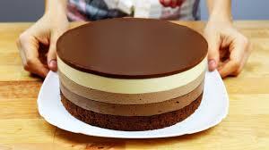 "Торт ""Три Шоколада"" Вкус Шоколадного Мороженого - YouTube"