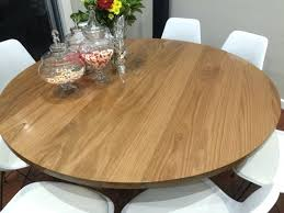 round dining table sydney recycled timber solid oak