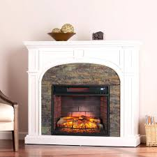 parkwood electric fireplace a console antique white tv stand corner