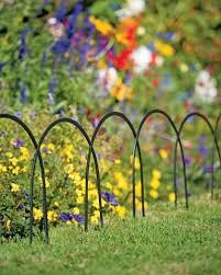 garden edging fence. Stratford Edge Irons, Set Of 4 Garden Edging Fence F