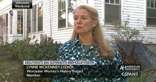 Abby Kelley Foster | C-SPAN.org