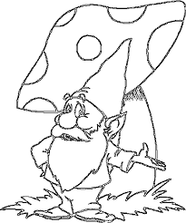 Small Picture garden gnomes coloring pages Free Gnome Coloring Pages Crafts