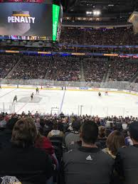 The Vegas Golden Knight Experience Through The Eyes Of A