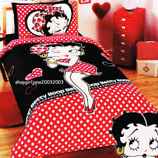 betty boop quilt cover set quilt