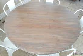 48 round wood table top round table top popular farmhouse style pedestal her tool belt throughout 48 round wood table top