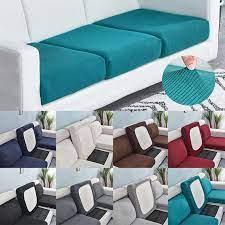sofa seats slipcover protector fabric