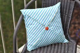 diy throw pillow easy