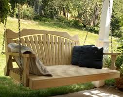 Outdoor & Garden Enticing Patio Swing Chair Ideas For Garden