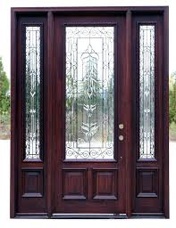 exterior wood doors with glass exterior front doors with wrought iron glass exterior wood doors with exterior wood doors with glass