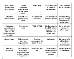 Office Bingo Fall Bingo Parents Families