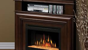 shelf lamps white fireplace insert stand heater propane decorating hearth inserts pleasant wide ventless surround very