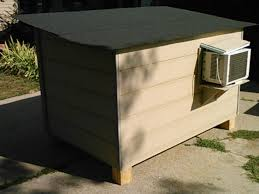air conditioning dog house. air conditioned dog house conditioning