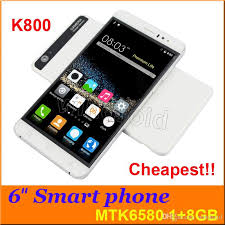 Bocoin K800 6 1G 8GB Quad Core Android 5.1 3G Smart Phone 1.3 ...
