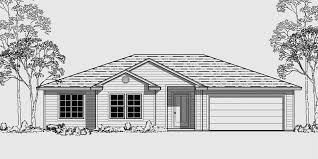 Lshaped OneStory House Plans Optimal Division Of Small AreasOne Story House