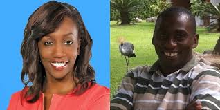 Image result for kenyan celebrities married to older couples
