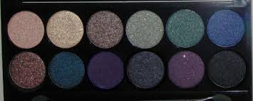 review sleek makeup arabian nights smoke shadows i divine eyeshadow palette