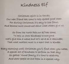 Kindness Christmas Lights Let It Overflow Kindness Elves Kindness Elves Elf