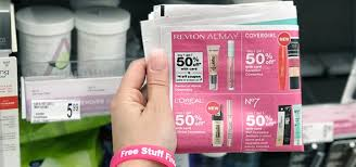 use 1 4 2 almay or revlon walgreens coupon 4 walgreens february coupon booklet walgreens app or digital final 49 each or 99 for both