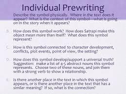 persepolis analytical analysis essay ppt video online  5 individual prewriting