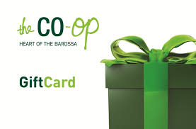 use the gift cards at any co op owned including foodland