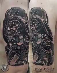Tetování Starwars Tetování Tattoo