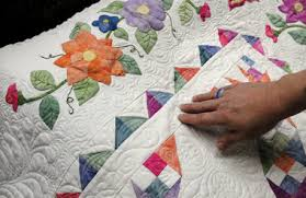Hand-made quilts to be presented to Baby TALK families' babies ... & Quilt-file-Beverly S Taylor.JPG Adamdwight.com