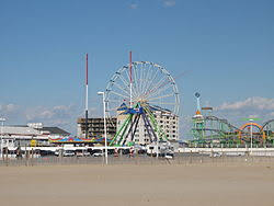 Oc Inlet Parking Lot Seating Chart Ocean City Maryland Wikipedia